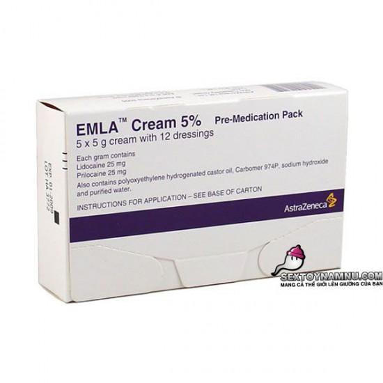 Emla Cream kem bôi kéo dài thời gian quan hệ