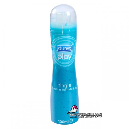 Gel bôi trơn Durex Play Tingle