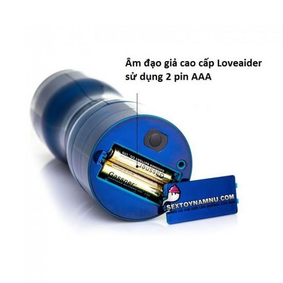 Âm đạo giả Fleshlight cao cấp Loveaider 2 pin