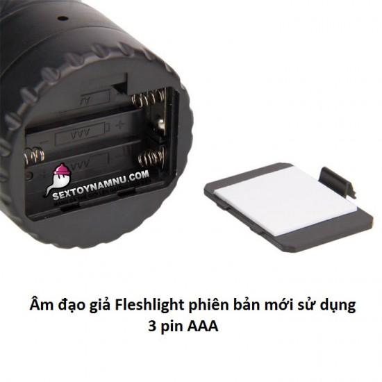 Âm đạo giả Fleshlight phiên bản mới 3 pin