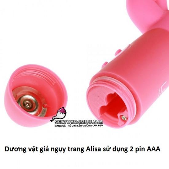 Dương vật giả ngụy trang Alisa 2 pin