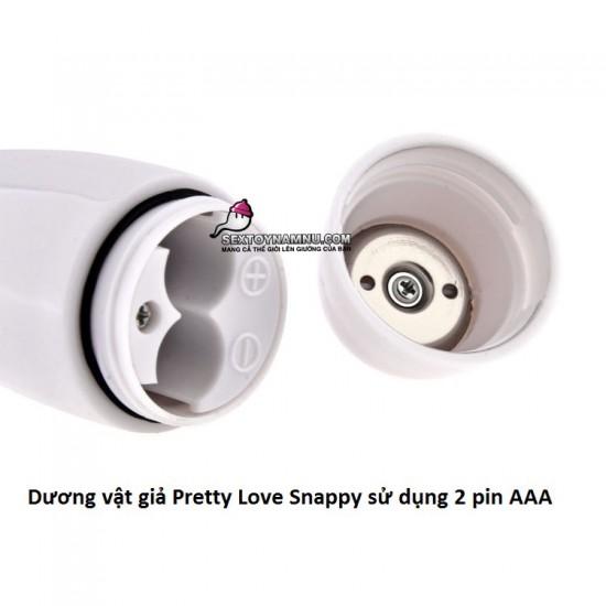 Dương vật giả Pretty Love Snappy 2 pin
