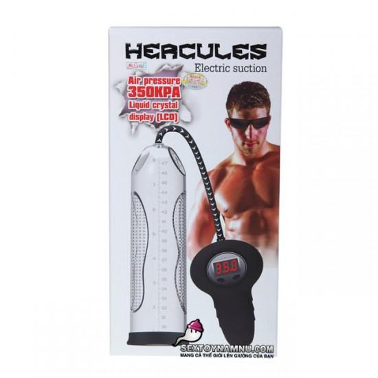 Hộp máy tập tăng kích thước dương vật Hercules