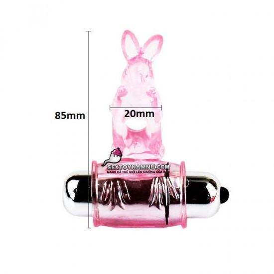 Kích thước bộ phận rung máy kích thích âm đạo Clitoral Pump