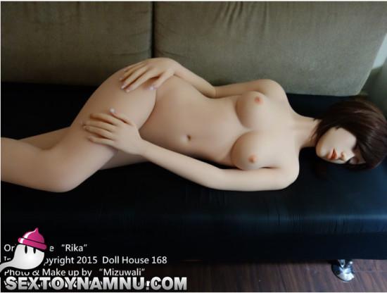 Búp bê tình yêu cao cấp Rika 04