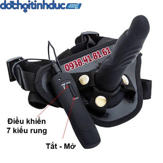 Hướng dẫn sử dụng dương vật giả có dây đeo Dildo Vibe
